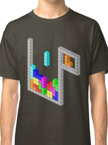 Isometric Tetris Classic T-Shirt