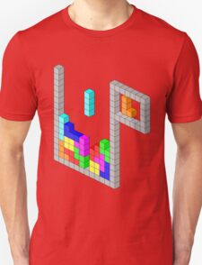 Isometric Tetris T-Shirt