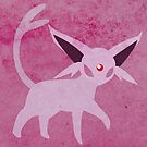 Espeon by jehuty23