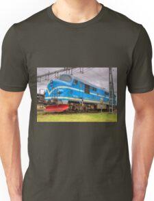 Locomotives of Värnamo IV Unisex T-Shirt