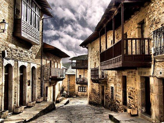 Puebla de Sanabria by vribeiro