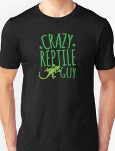 Crazy Reptile Guy T-Shirt