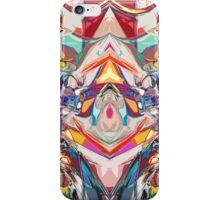 Abstract Color Mix iPhone Case/Skin