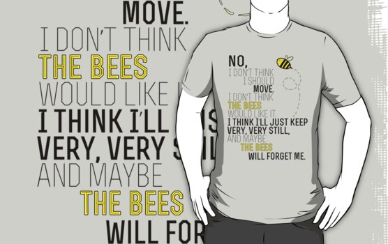 Lots and Lots of Bees! by paramounthats