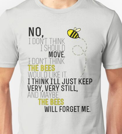Lots and Lots of Bees! Unisex T-Shirt