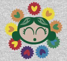 Flower Girl Kids Tee
