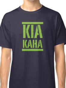 KIA KAHA (STAY STRONG in MAORI language) Classic T-Shirt