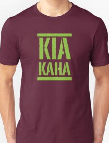 KIA KAHA (STAY STRONG in MAORI language) Unisex T-Shirt