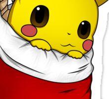 Merry Christmas - Pika Sticker