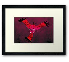 Yveltal Framed Print