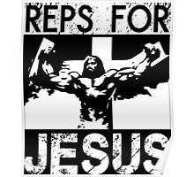 Reps For Jesus Poster