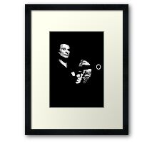 Goodfellas Joe Pesci (Tommy DeVito) illustration Framed Print