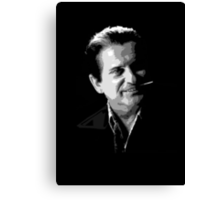 Casino Joe Pesci (Nicky Santoro) illustration Canvas Print