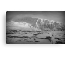 Great Dodd, Lake District National Park. Canvas Print