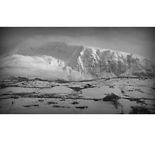 Great Dodd, Lake District National Park. Photographic Print