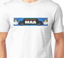 Mario Kart 8 MAA Road Service Unisex T-Shirt