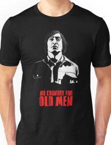 Anton Chigurh (Javier Bardem) No Country For Old Men  Unisex T-Shirt