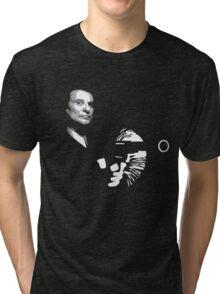 Goodfellas Joe Pesci (Tommy DeVito) illustration Tri-blend T-Shirt