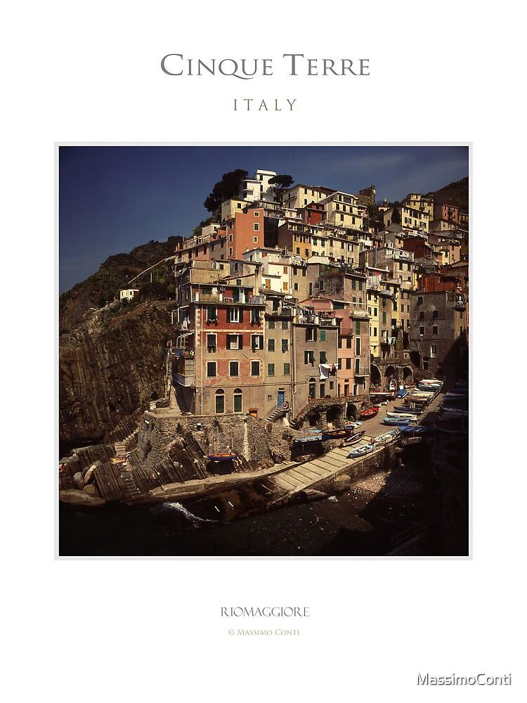 Cinque Terre, Italy by MassimoConti