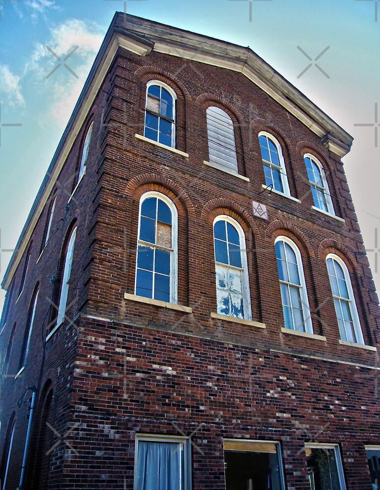 The Old Masonic Lodge by Susan S. Kline