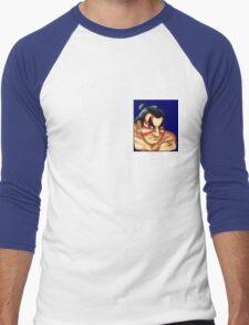 Street Fighter 2 Memories E.HONDA Men's Baseball ¾ T-Shirt