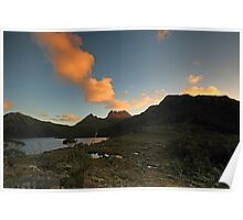 Classic Cradle Mountain Poster