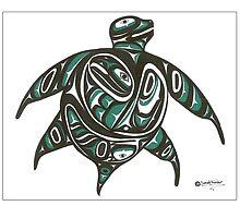 Sea Turtle by Speakthunder