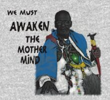 Credo Mutwa by Mohamed Alajmi