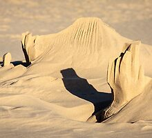 Wind Sculptures on South Padre Island by Robert Kelch, M.D.