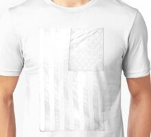 USA transparent Unisex T-Shirt