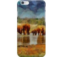 Ban Hunting by Pierre Blanchard iPhone Case/Skin