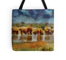 Ban Hunting by Pierre Blanchard Tote Bag