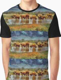 Ban Hunting by Pierre Blanchard Graphic T-Shirt