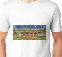 Ban Hunting by Pierre Blanchard Unisex T-Shirt