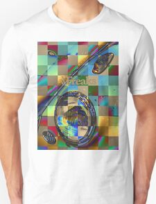 Das VW-Freaks Artistic Foiled Beetle T-Shirt