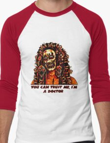 You Can Trust Me, I'm a Doctor (Big Image) Men's Baseball ¾ T-Shirt