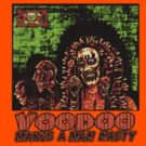 Voodoo Makes a Man Nasty! (Small Image/Rt Shoulder) by TheNastyMan