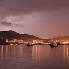 Storm over Lantau by Ursula Rodgers Photography
