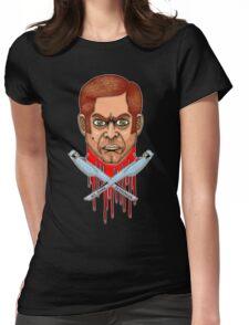 My Dark Passenger Womens Fitted T-Shirt