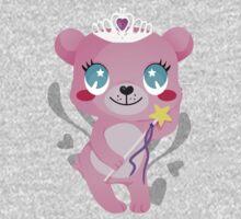 bear princess One Piece - Long Sleeve