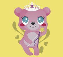 bear princess Kids Clothes
