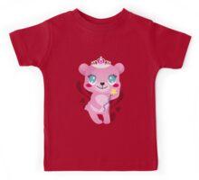 bear princess Kids Tee