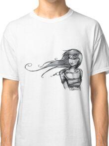 Wind Swept The Shirt Classic T-Shirt
