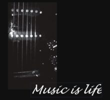 Music is life by sallylestrange