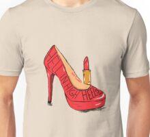 """Sweet Heels"" Unisex T-Shirt"