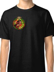 Zombie Apocalypse Survivor Type (Small Pic upr rt shoulder) Classic T-Shirt