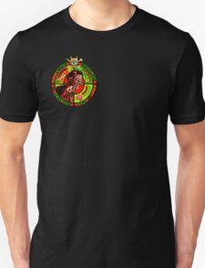 Zombie Apocalypse Survivor Type (Small Pic upr rt shoulder) Unisex T-Shirt