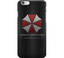 Umbrella Corporation Logo iPhone Cover iPhone Case/Skin
