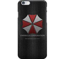 Umbrella Corporation Logo iPhone Cover iPhone Case/Skin