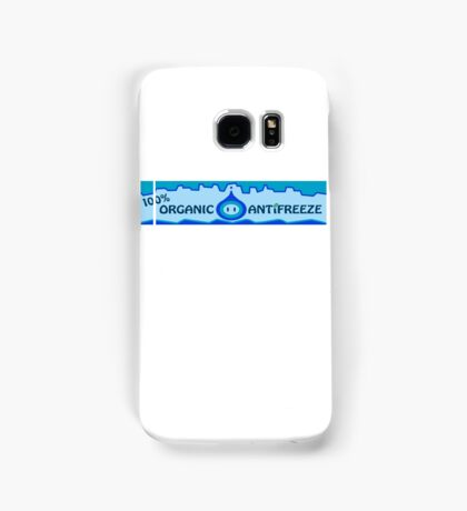 Mario Kart 8 Organic Antifreeze Samsung Galaxy Case/Skin